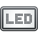 led light icon