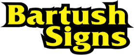 Bartush Signs