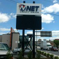 net credit union sign