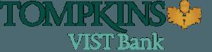 Tompkins Vist logo