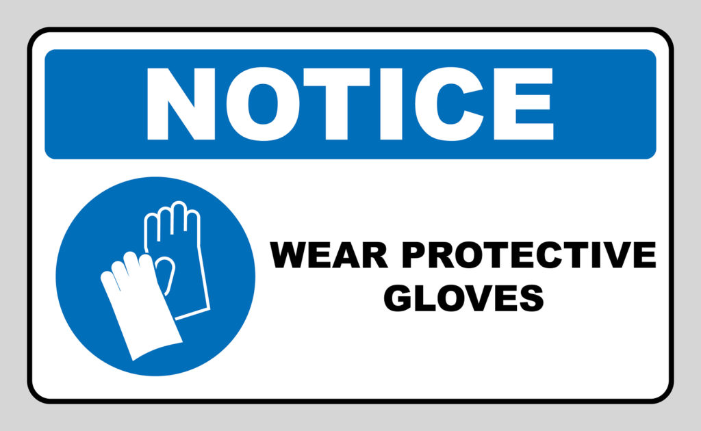 Effective indoor signage can prevent safety hazards