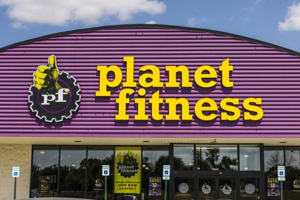 Bartush Signs crafts custom gym signs for independent and chain fitness centers