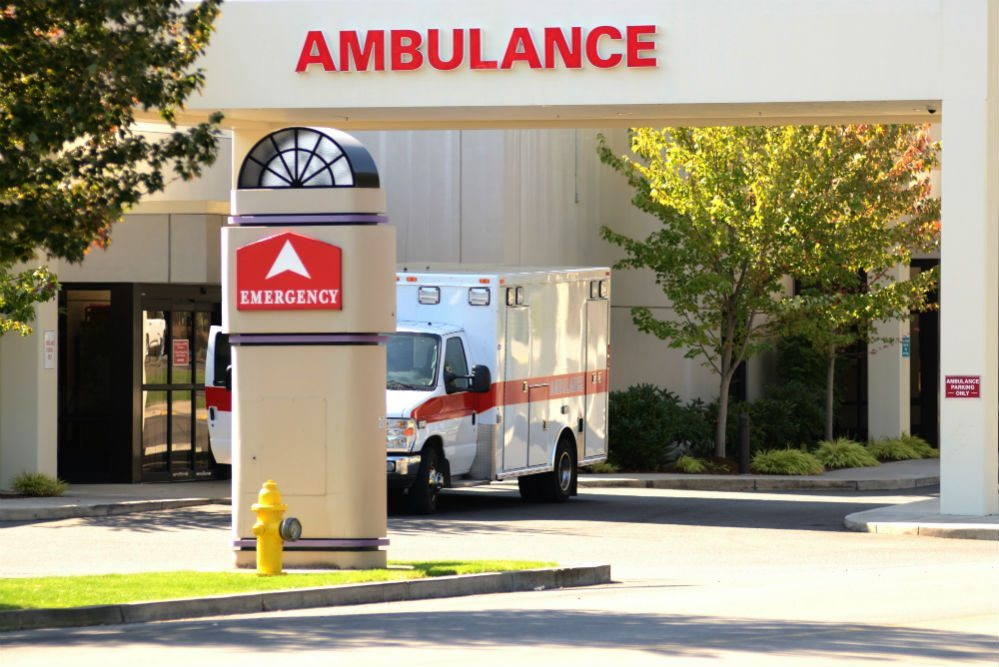 ambulance emergency hospital