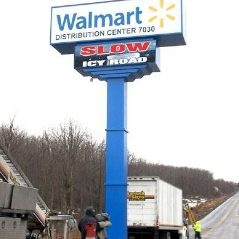 Walmart Signs