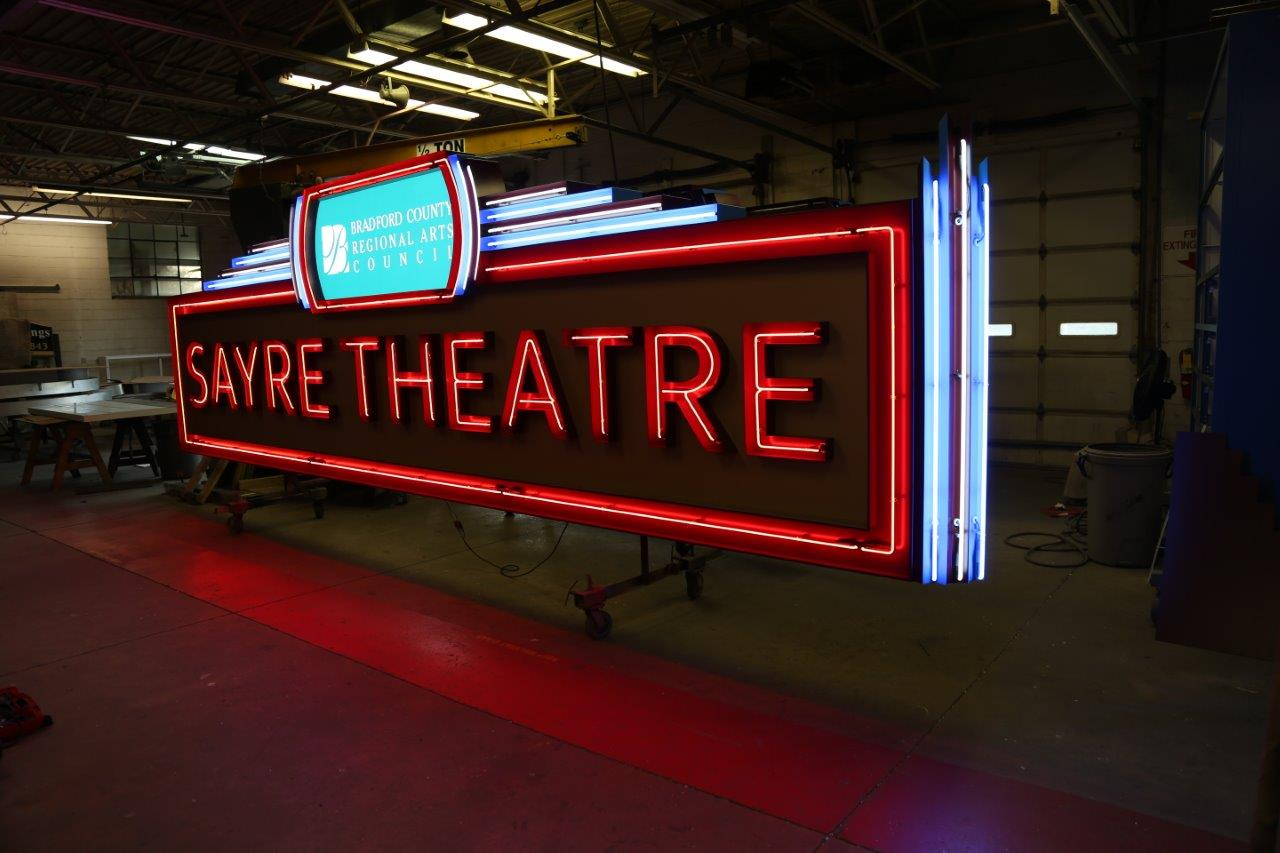 Sayre Theatre