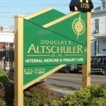 Douglas Altschuler Sign