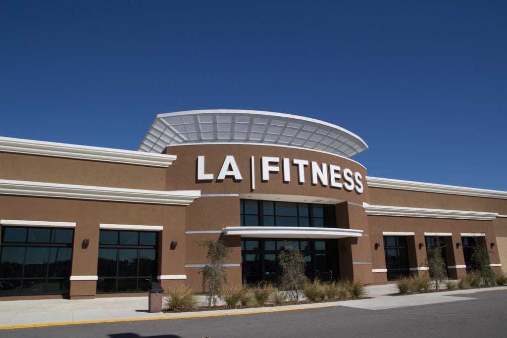 Bartush Signs offers custom signage for gyms and fitness centers