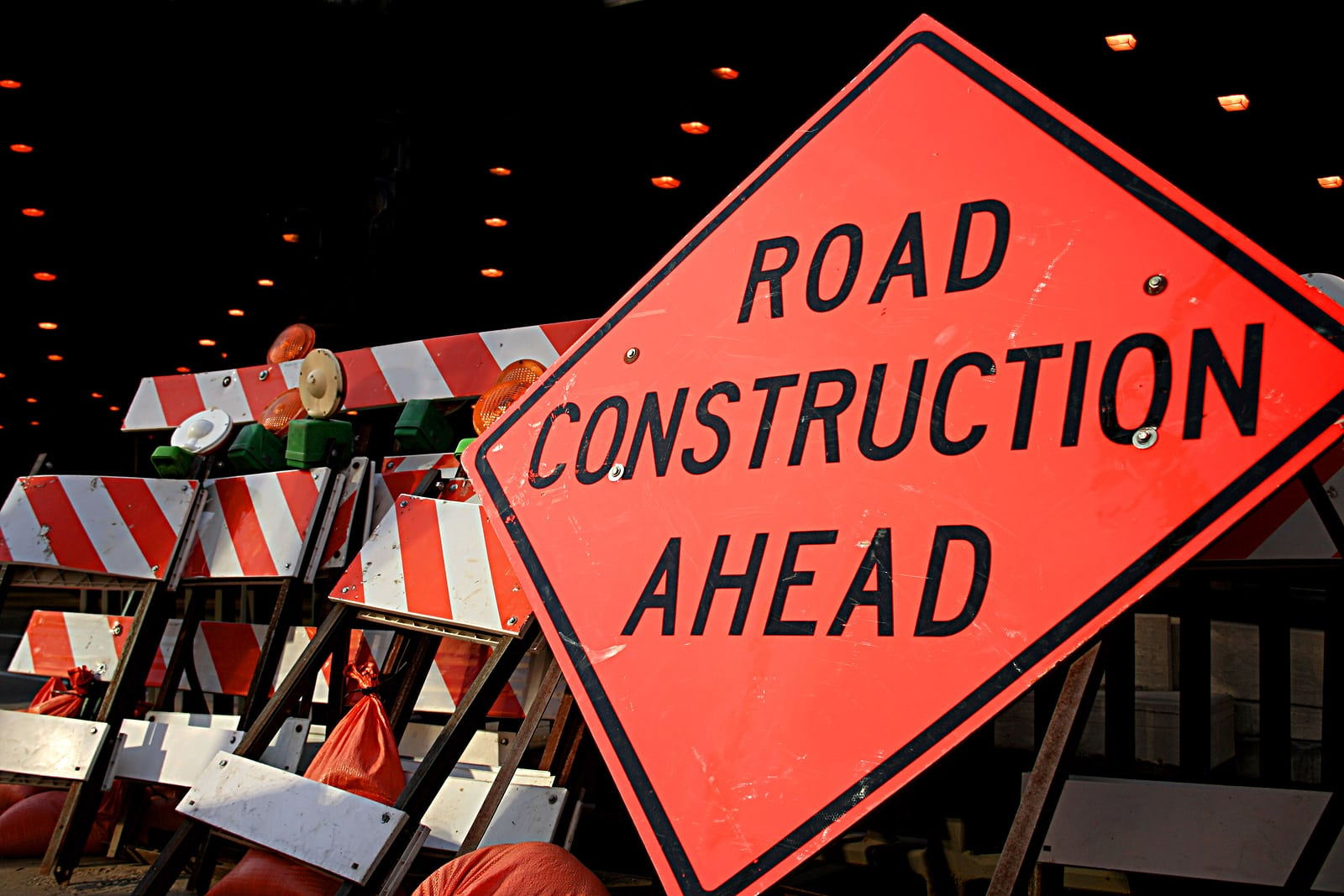 How To Build A Safe Construction Site Through Signage Bartush Signs