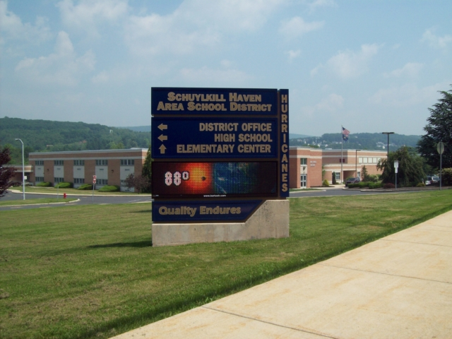 Education Signage