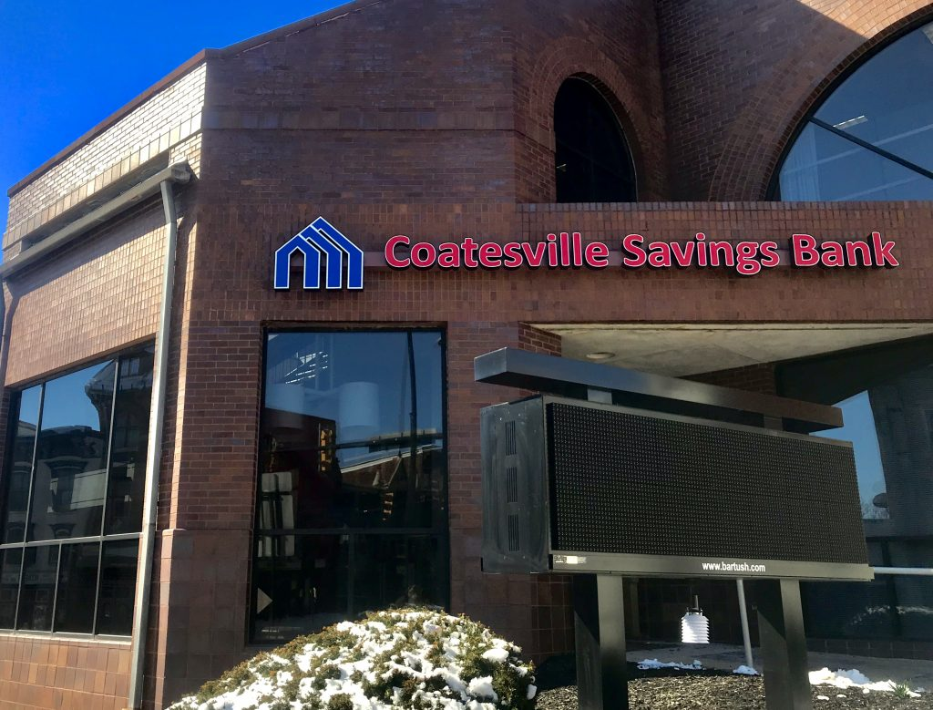 Coatesville Savings Bank building