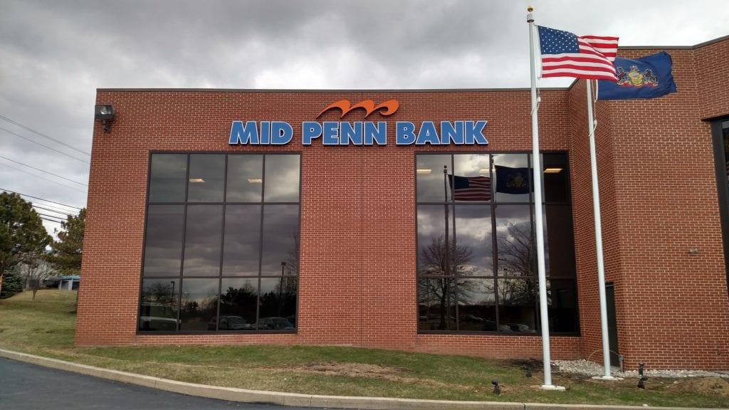 Banking Signage