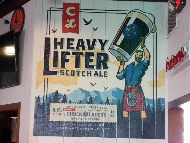 Heavy Lifter Scotch Ale
